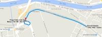 mapa maratona