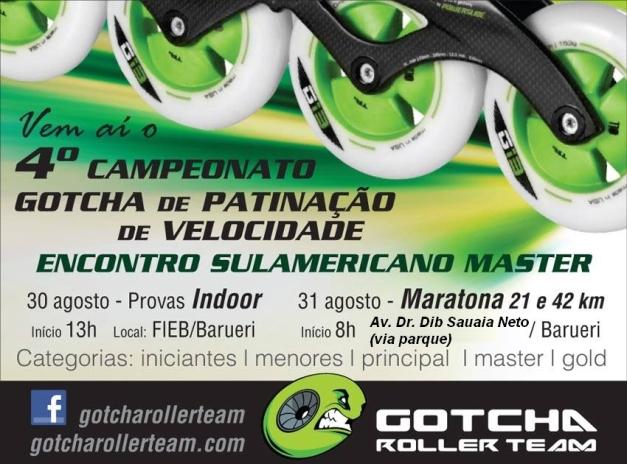 encontro sulamericano master